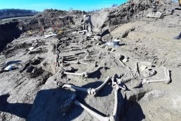 U Garešnici u tijeku ekshumacija posmrtnih ostataka