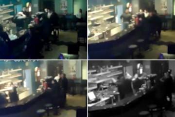 EKSKLUZIVAN VIDEO Pogledajte trenutak tučnjave i napada u kafiću u Kotoribi!