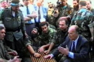 """GENERALU ABIH 10 godina za ratne zločine: Zapovijedao je postrojbom """"El mujahedin"""""""