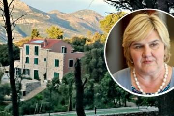 KAŽNJENA JE: I Željka Markić ima problema s nekretninama! Uzurpirala je cestu dok je gradila vilu