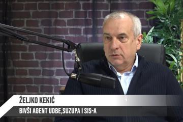 Podcast Velebit – Željko Kekić: Projekt 'Cajke' osmišljen je s ciljem da razori hrvatsku mladež