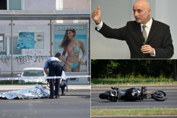 PROMETNI STRUČNJAK O NESREĆI U ZAGREBU: 'Primarno je kriv biciklist, brzina motora je bila strahovita! Pod hitno uvesti ove mjere!