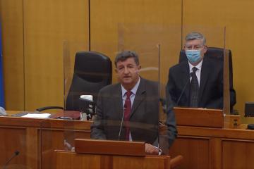 VIDEO Sačić: Šokiran sam odlukom da Hrastov plati 2, 5 milijuna kuna