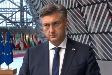 Plenković odgovorio Milanoviću: Kad je jugo, nije dobro donositi velike odluke