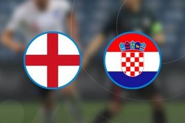 ENGLESKA – HRVATSKA Hrvatska izgubila od Engleske: Prvi poraz Vatrenih u povijesti na otvaranju Eura
