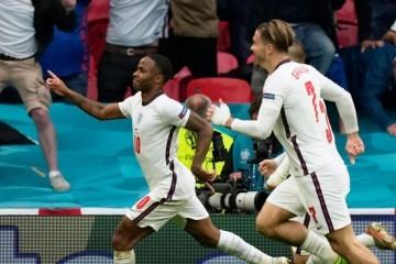 Engleska slavi, Sterling i Kane srušili Njemačku