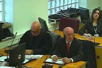Izricanje presude Enveru Buzi za ratne zločine i pokolj Hrvata kod Uzdola