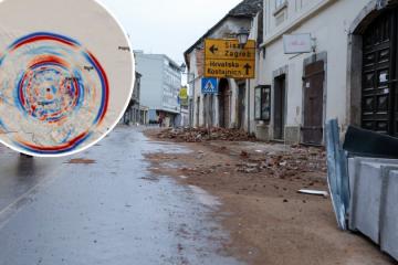 [VIDEO] Pogledajte simulaciju širenja valova nakon potresa u Petrinji: Zagreb se tresao preko minutu; vidi se i zašto je u Zaprešiću bilo mnogo štete iako je daleko od epicentra