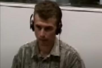 Jedan od krvnika u Srebrenici i svjedok na suđenju Ratku Mladiću; prvi koji je odlučio priznati krivnju