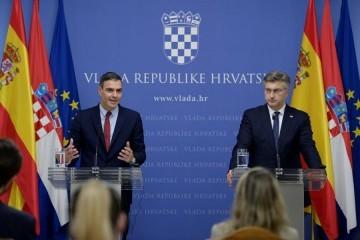 Španjolski premijer: Španjolska želi još uže surađivati s Hrvatskom