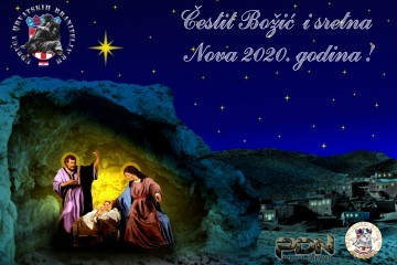 Sretan i blagoslovljen Božić svima