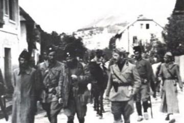 29. svibnja 1944. Čegarski četnički korpus: većina pripadnika završila u partizanima