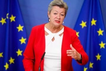 Povjerenica EK Johansson: Izvješća o nasilju prema migrantima su šokantna. Čini se da ima naznaka o nekoj vrsti orkestracije nasilja