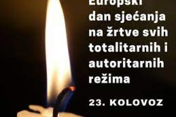 Europski dan sjećanja na žrtve svih totalitarnih i autoritarnih režima