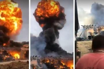 Velika eksplozija zatresla okolicu Bjelovara, stradale mnoge životinje