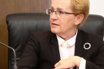 Fabijančić-Križanić: Birači su zaštićeniji na biralištu nego u shopping centru
