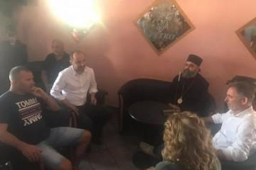 LAŽI BORISA PETKA: Nije napadnut zato što je Srbin!