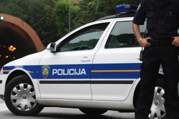 Trojica pijanih policajaca pobjegla s mjesta nesreće, opirali se privođenju