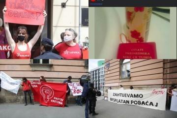 Kako su mediji prenijeli Hod za život, a kako su aktivisti prosvjedovali protiv njega?