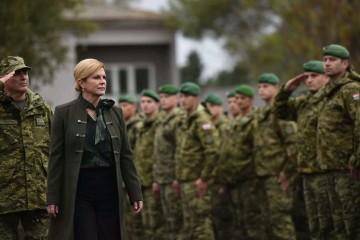 Još jedan poraz IDS-ove politike demilitarizacije Istre. HV se vratio u Pulu