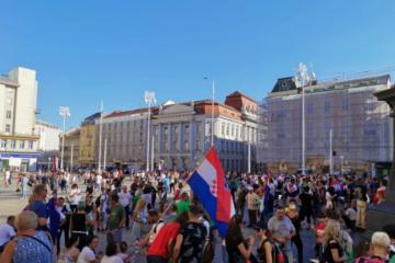 (UŽIVO) Počeo je 'Festival slobode'! Cetinski svira glazbu za nekoliko tisuća ljudi