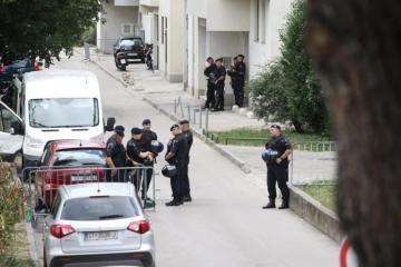 VELIKA AKCIJA U SPLITU Uhićenja diljem grada, priveden i čovjek koji je preživio dva atentata!