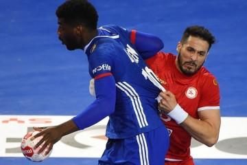 Francuska se lako obračunala s Tunisom; sada je jasno što se nikako ne smije dogoditi ukoliko Hrvatska želi na Olimpijske igre