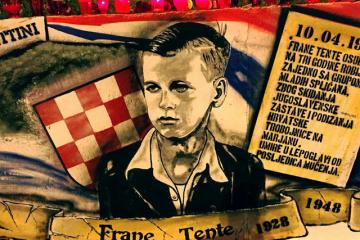"""""""FRANE TENTE"""" rock pjesma o hrvatskom domoljubu"""
