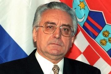 """30. siječnja 1993.g. - Dr. Franjo Tuđman posjetio je oslobođena područja nakon operacije """"Maslenica"""""""