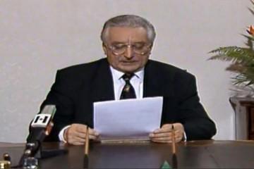 Na današnji dan 1991. Franjo Tuđman donio odluku da se blokiraju i zauzmu vojarne i skladišta 'JNA' u RH