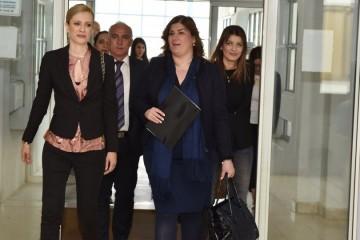 Isplivale poruke kojima je Rimac sređivala državne ispite: 'Brat od Gabi polaže', 'Vozač ministra Medveda, molim te'