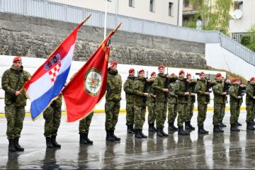 'NAJVEĆA STE SNAGA HRVATSKE POBJEDNIČKE VOJSKE': Postrojba koja nastavlja tradiciju Tigrova, Gromova, Paukova i Vukova!
