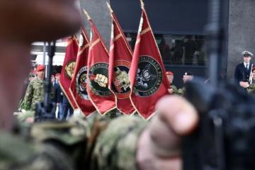 Čestitka ministra Krstičevića i admirala Hranja povodom 13. obljetnice ustrojavanja GMBR-e
