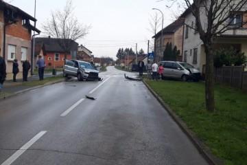 FOTO Poznati detalji očevida jučerašnje ružne prometne u centru Đurđevca