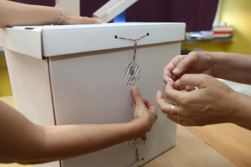 Lokalni portal tvrdi da četiri autobusa iz Srbije stižu na lokalne izbore na Udbinu
