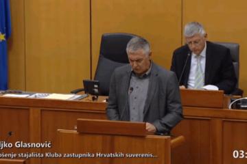(VIDEO) General Glasnović: 'Nije problem Pupovac, nego drugovi koji misle isto kao on i desno krilo u Srbiji'