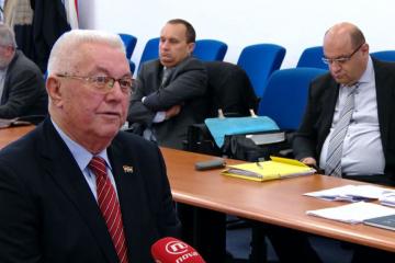 Luka Bebić na suđenju Glavašu: ''Nekih saznanja se ne mogu sjetiti... Za ubojstva sam naknadno doznao iz medija''