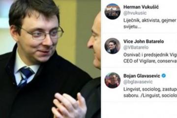 dr. Herman Vukušić: 'Bojane, zašto si me blokirao'