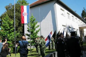 29. obljetnica velikosrpskog napada na policijsku postaju u Glini