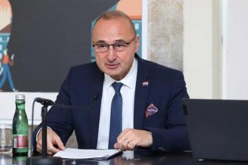 Grlić Radman čestitao obljetnicu osnivanja HVO-a: Neka njihova žrtva nikada ne bude zaboravljena
