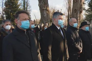 Jandroković: Razdijeliti veličanje NDH od oznake postrojbe u Domovinskom ratu