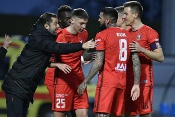 Gorica na krilima čudesnog Kristijana Lovrića ostvarila povijesni uspjeh i preko nemoćnog Hajduka izborila polufinale Kupa protiv Dinama