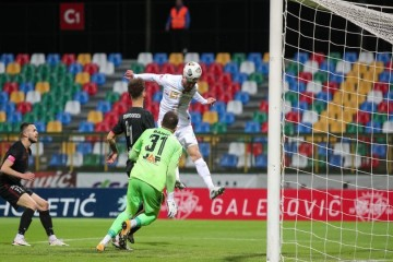 HT PRVA LIGA Kakva drama u Gorici; Rijeka do 73. minute vodila 4:0, a onda u zadnjim sekundama panično čuvala gol prednosti