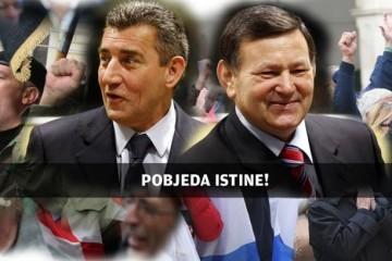 Sedma godina od oslobađajuće presude hrvatskim generalima Gotovini i Markaču…VIDEO