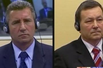DA SE NE ZABORAVI: 15. travnja 2011.g. nepravomočno osuđeni Ante Gotovina i Mladen Markač