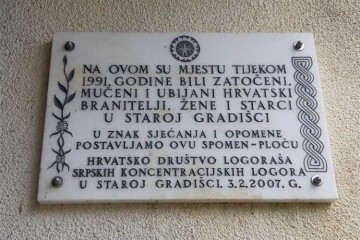 Ministar Medved na komemorativnom skupu za žrtve logora Stara Gradiška