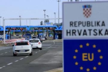 Policija vraća s granice u Srbiju i BiH ako nemate valjani razlog za ulazak u RH
