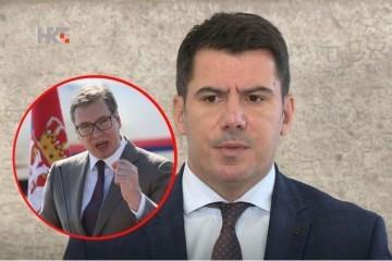 Grmoja: Itekako imamo protiv srpskih zastava kada su dio velikosrpskih planova