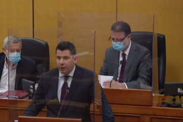 NIJE IH ŠTEDIO Grmoja o šokantnoj pressici Mamića: Ne znam kako Bačić i Plenković mogu mirno zaspati znajući da smo viceprvaci po percepciji korupcije!