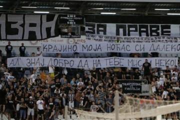 Još jedna srpska provokacija: Partizanovi navijači žele oslikati zid u Vukovaru u čast Partizana!